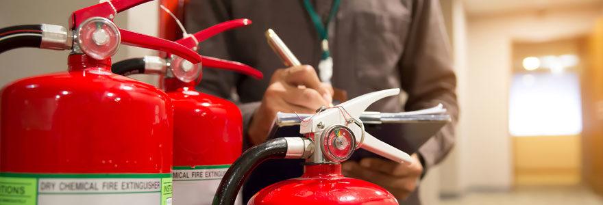 Agents de sécurité incendie